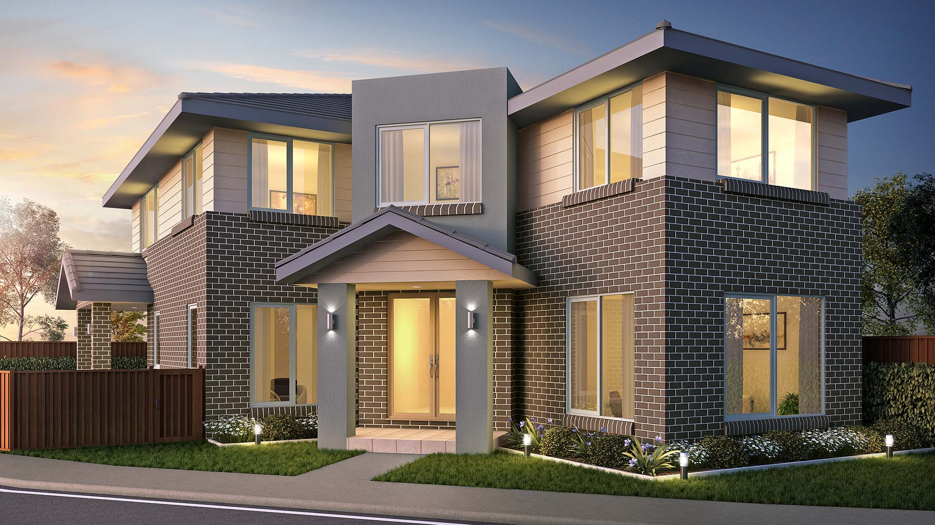 Lot 22 Dalmatia Ave Perspective
