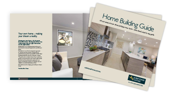 Home Builders Guide