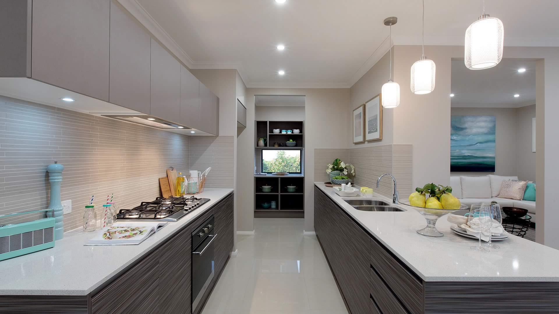 London advantage eden brae homes for Kitchen design london