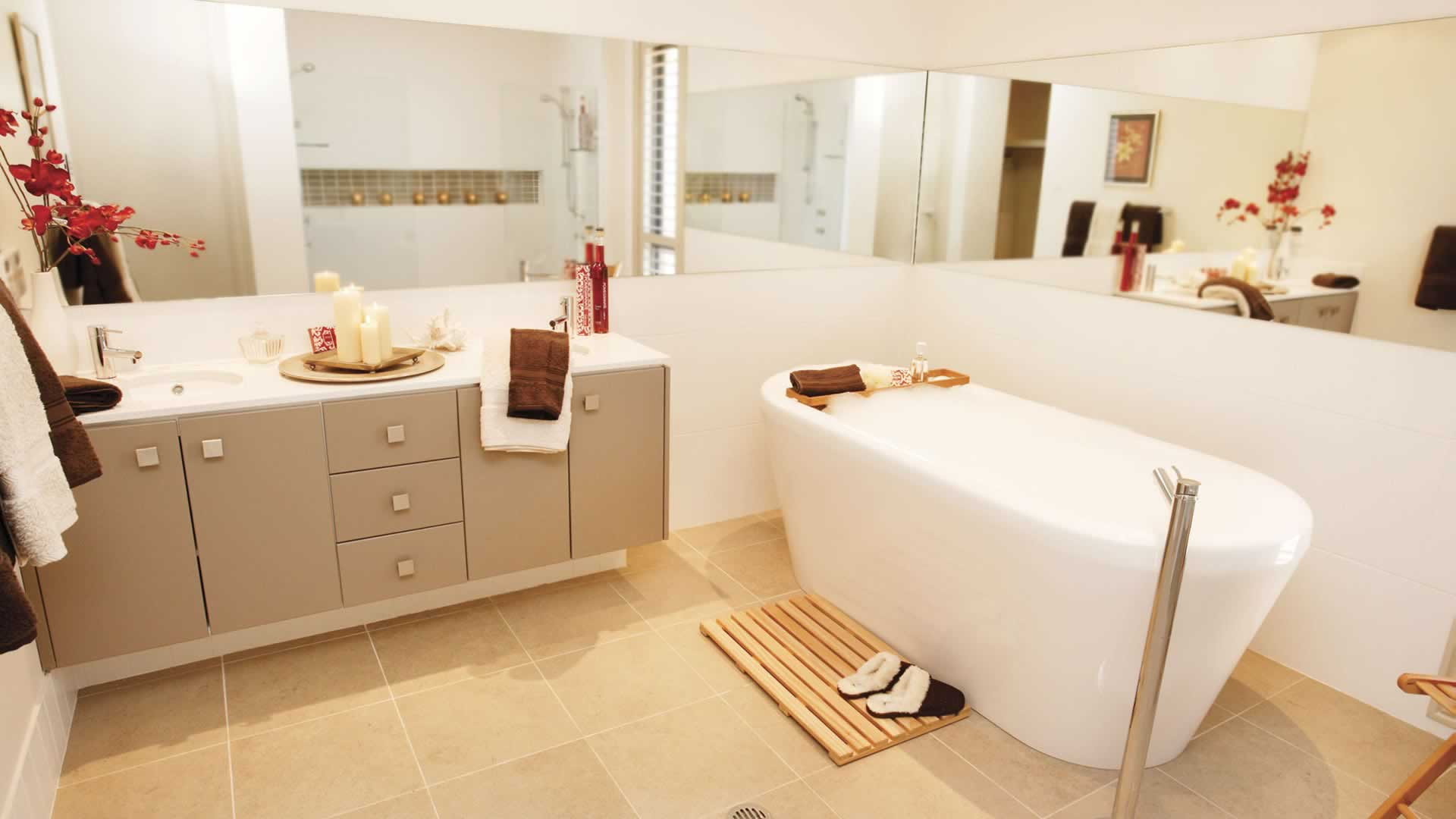 Windsor prestige eden brae homes for Bathroom designs sydney