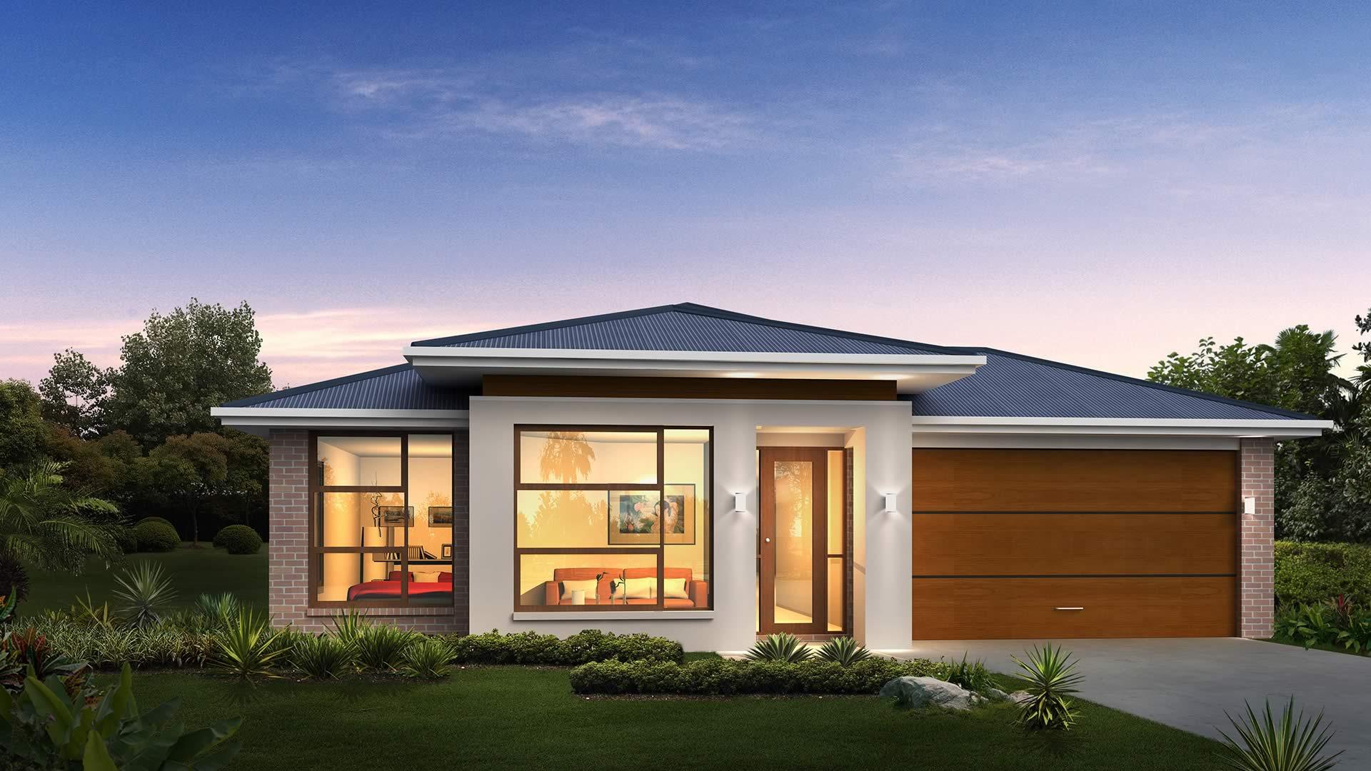 Illora prestige eden brae homes for Eden brae home designs