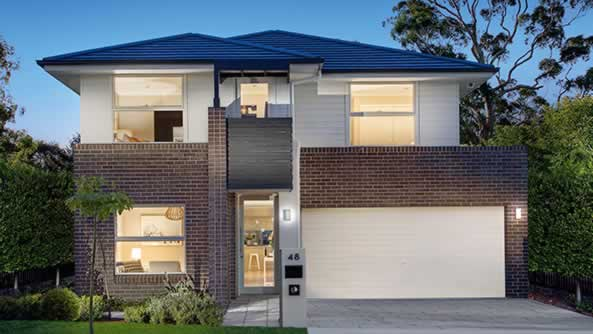 New home designs and house plans sydney newcastle for Beach house designs newcastle