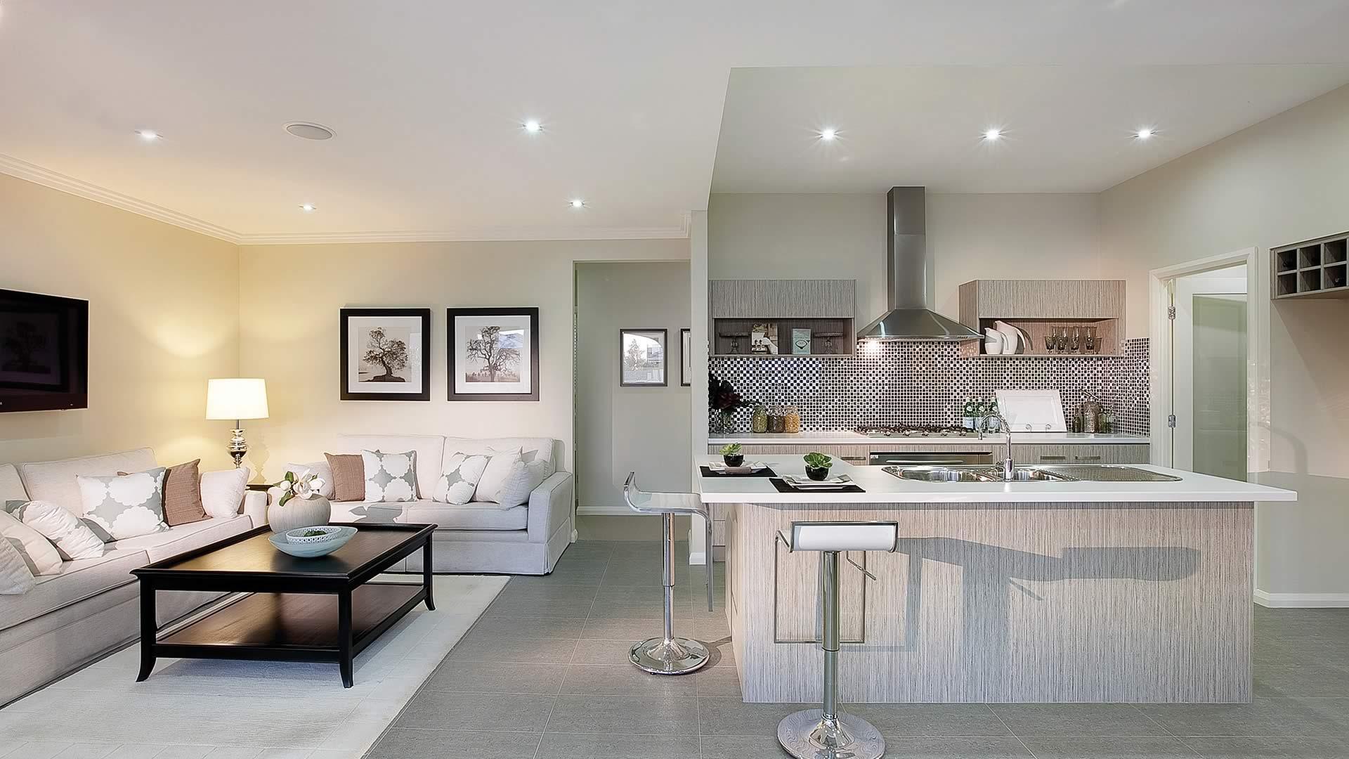 Hamilton prestige eden brae homes for Kitchen design hamilton